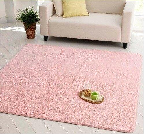 外銷日本等級 出口日本 100*140 CM 高級純色 防滑超柔 絲毛地毯 (客制訂做款) 1