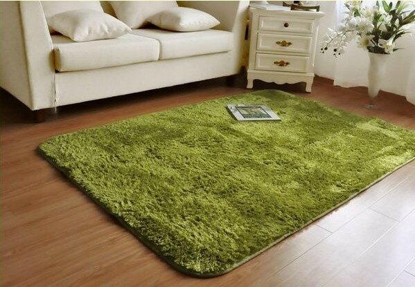 外銷日本等級 出口日本 100*140 CM 高級純色 防滑超柔 絲毛地毯 (客制訂做款) 2