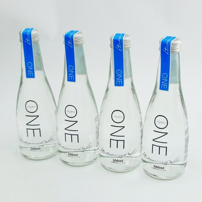 【UNIPRO】Hydro One 水素水 氫水 瓶裝300ml (4入)