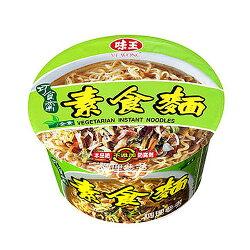 味王 巧食齋 素食麵 83g/碗