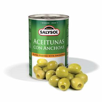 西班牙鯷魚橄欖 300G