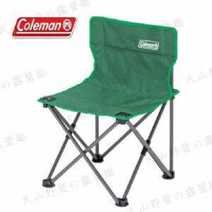 【露營趣】中和安坑 Coleman CM-3101 吸震摺椅/草原綠 摺疊椅 童軍椅 休閒椅 露營椅