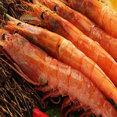 【就是愛海鮮-天使紅蝦】L1規格2kg±10%/彰化海鮮肉品/來自阿根廷的深海天使紅蝦/L1規格/ 生食級高檔食材/蝦子的極品/聚會小酌一定要