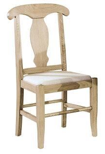 【石川家居】YE-A476-10布蘭頓白橡木餐椅(單張)(不含餐桌及其他商品)台北到高雄搭配車趟免運