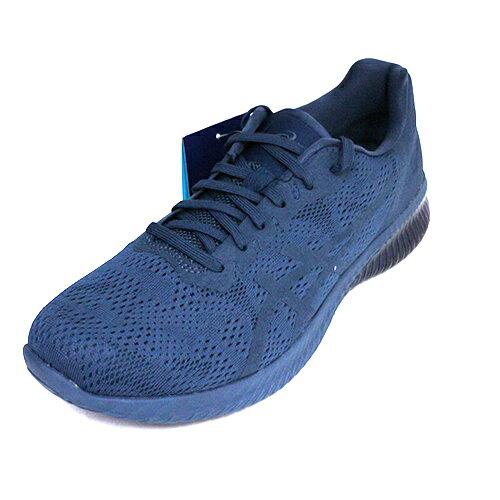 【ASICS亞瑟士】男慢跑鞋GEL-KENUNMX運動鞋輕量訓練鞋避震透氣T838N-4949丈藍[陽光樂活]