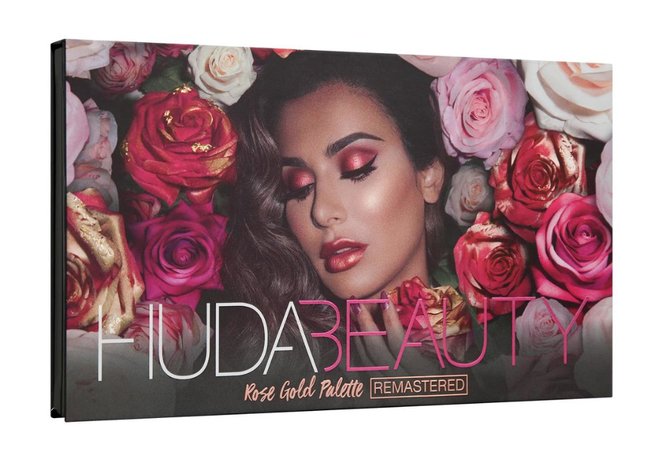 HUDA BEAUTY玫瑰金眼影盤 Rose Gold Remastered Palette 4