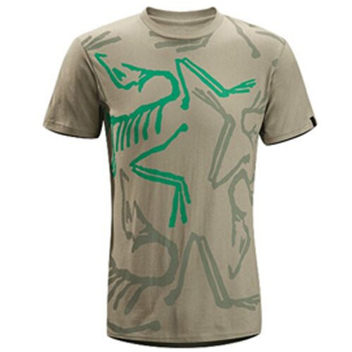 ARC'TERYX 加拿大 | Front Bird男短袖排汗T恤 | 秀山莊(10992)