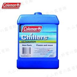 【露營趣】Coleman CM-03562 保冷劑 保冰劑 冰磚 冷媒