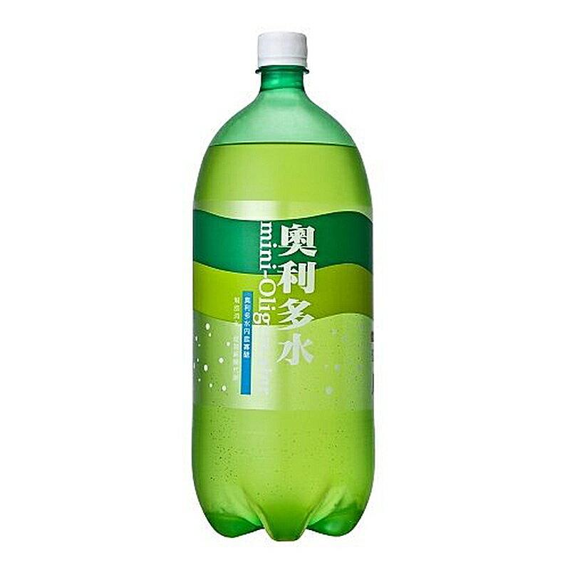 金車 奧利多水 寡糖飲料 2000ml (6入)/箱【康鄰超市】