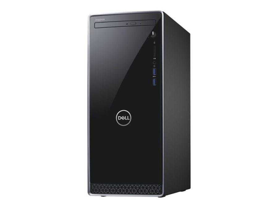 Dell™ Inspiron 3670 Desktop PC, 8th Gen Intel® Core™ i5, 12GB Memory, 1TB  Hard Drive, Windows® 10 Home