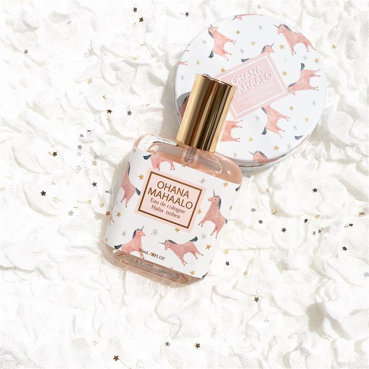 日本OHANA MAHAALO清香水