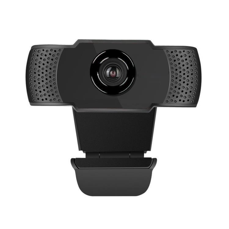 現貨 視訊攝影機免驅1080P高清網路電腦攝像頭直播攝像頭視訊會議usb攝像頭【免運】