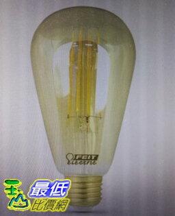 [COSCO代購]W107816FeitLED復古仿鎢絲燈泡2入