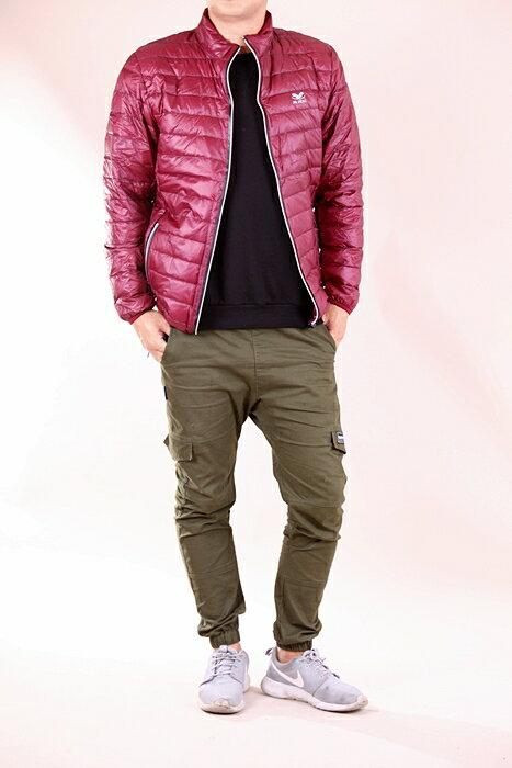 【CS衣舖 】 同UNIQLO版型 特級極輕 防風 保暖 羽絨外套 7689 1