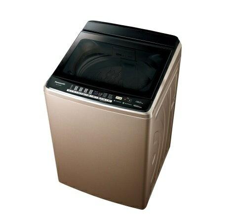 Panasonic 國際牌 NA~V110DB~PN 變頻直立式洗衣機^(11公斤^) ~