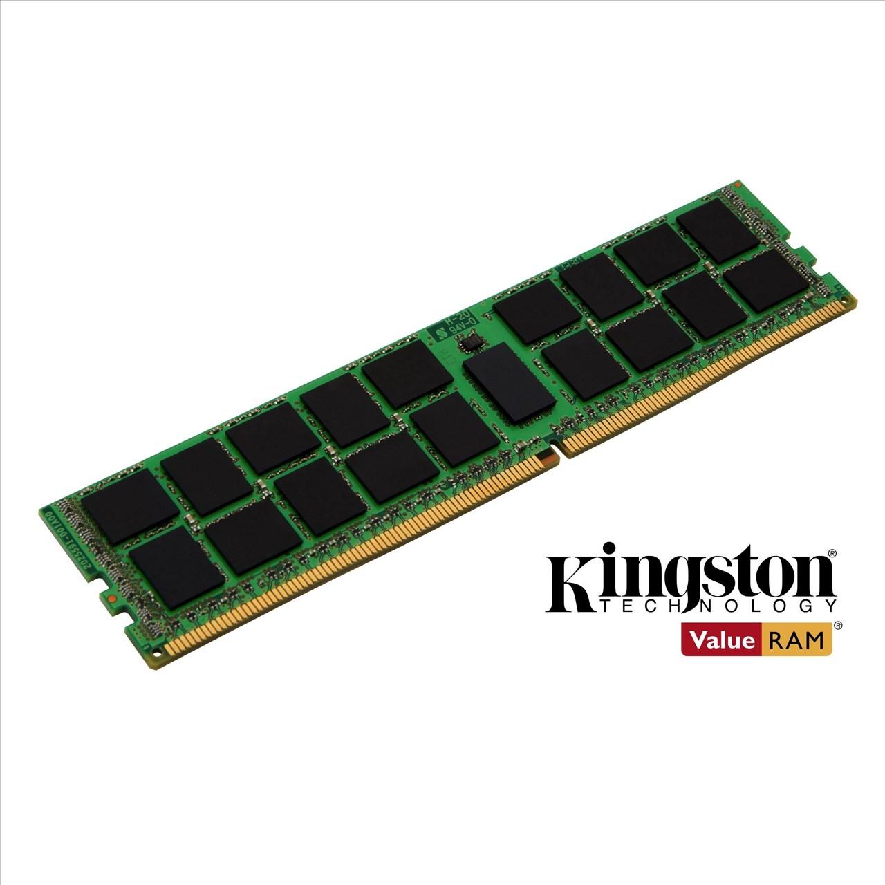 【新風尚潮流】 金士頓伺服器記憶體 16G 16GB DDR3-1600 ECC REG KVR16R11D4/16