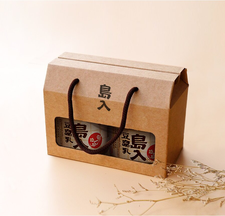 【島入】豆腐乳-精美禮盒組-原味+香辣各1-手工製作 低鹽健康 甘醇美味 素食可食用 火鍋沾醬 料理調味