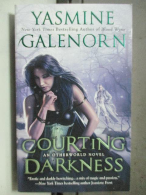 ~書寶 書T2/原文小說_HGX~Courting Darkness_Yasmine Ga