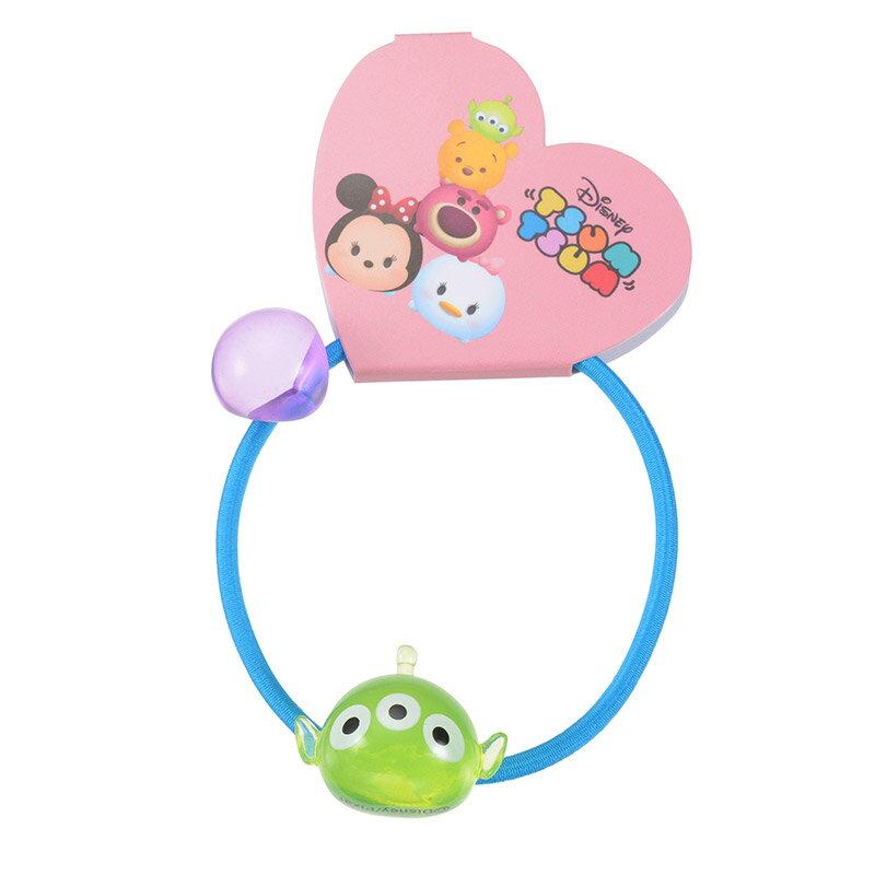 【真愛日本】16062700007專賣店tsum果凍造型髮束-三眼怪迪士尼 玩具總動員 TOY髮飾 髮圈 迪士尼帶回