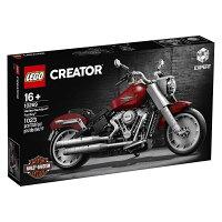 樂高LEGO 10269 哈雷Harley-Davidson-東喬精品百貨商城-媽咪親子推薦