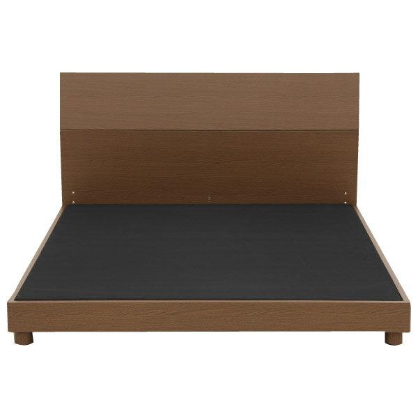 ◎(OUTLET)雙人加大床座 床架 T-BENT MBR 福利品 NITORI宜得利家居 2