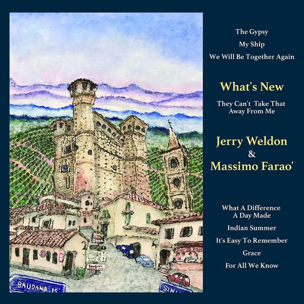 【停看聽音響唱片】【CD】傑里.威爾登與馬斯莫.法羅:有什麼新鮮事?