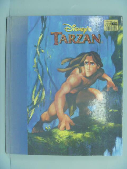 【書寶二手書T1/少年童書_XFK】Disney's Tarzan (Junior Novel Series)_Kathleen