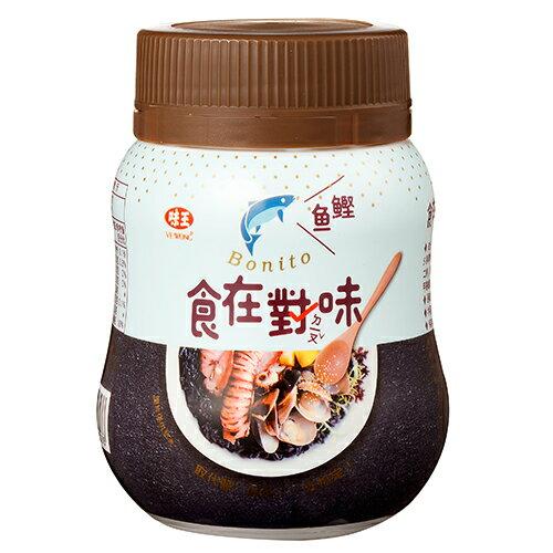味王食在對味-鰹魚風味240G【愛買】 - 限時優惠好康折扣