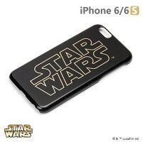 正版 Starwars iPhone 6/6s 星際大戰 金箔硬殼黑暗系列 - STARWARS