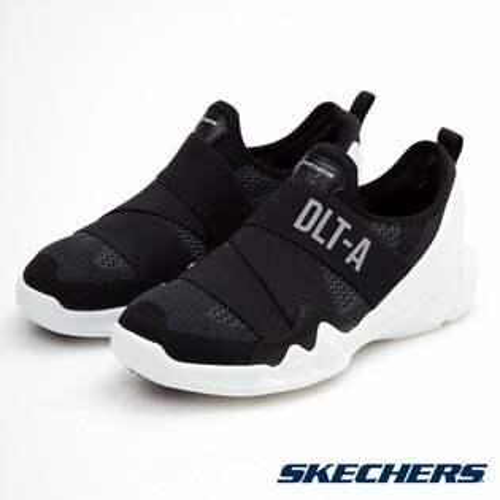 【SKECHERS促銷95折│全店免運】SKECHERS(女)DLT-A運動系列黑-66666091BLK