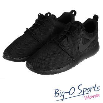 NIKE 耐吉 WMNS NIKE ROSHE ONE 休閒運動鞋 男女 511882096 Big-O Sports