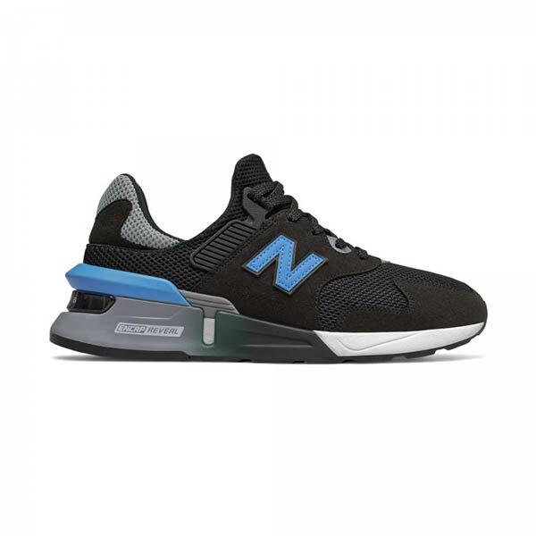【NEW BALANCE】NB 997 休閒鞋 復古鞋 襪套 藍 男鞋 -MS997JKDD 1
