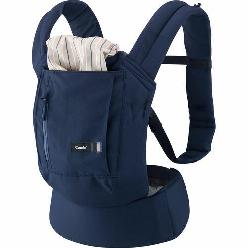 ★衛立兒生活館★康貝 Combi Join 舒適減壓腰帶式背巾/揹巾(海軍藍)