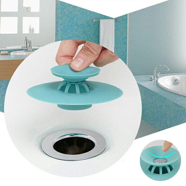 防蟲防臭二合一排水孔蓋 (不挑色)