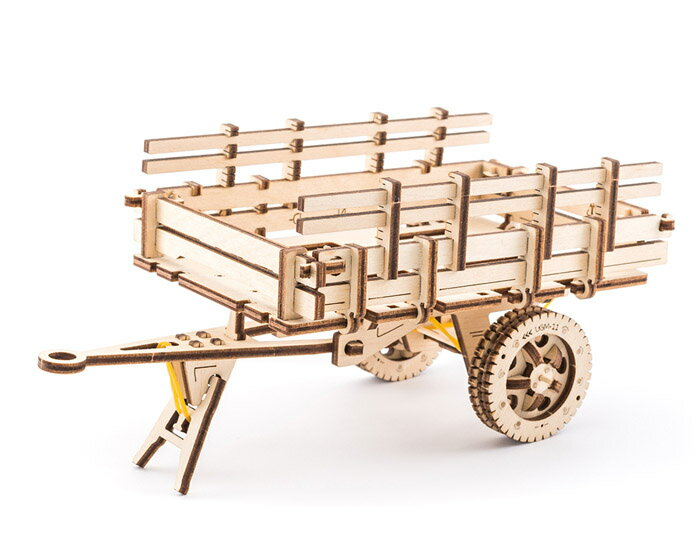 Ugears 自我推進模型 (Additions for Truck UGM-11卡車改造配件) 9