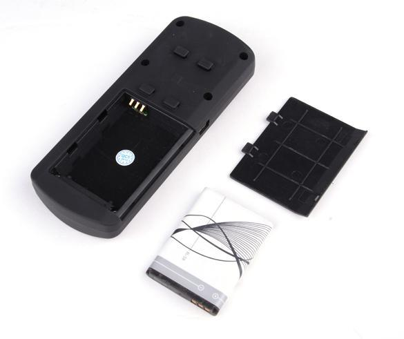 Bluetooth 3.0 Hands-free Dual Link Visor Mount Car Multipoint Speakerphone Kit 5
