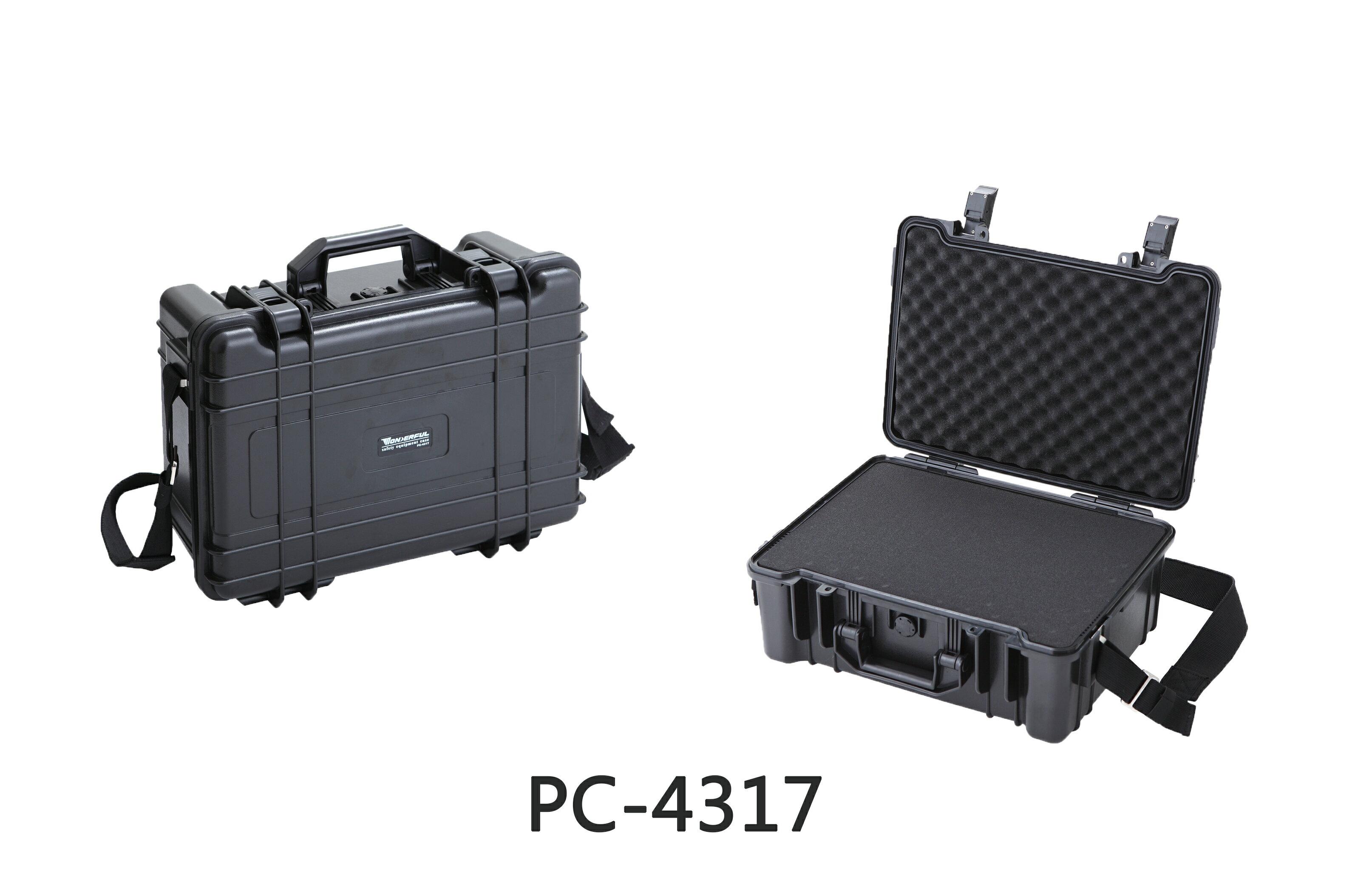WONDERFUL 萬得福 PC~4317 氣密箱