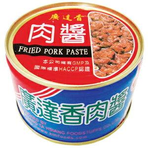 廣達香 肉醬 160g