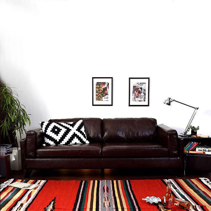 火爆夯貨-沙發 小戶型辦公室商務接待客廳整裝現代簡約皮藝沙發