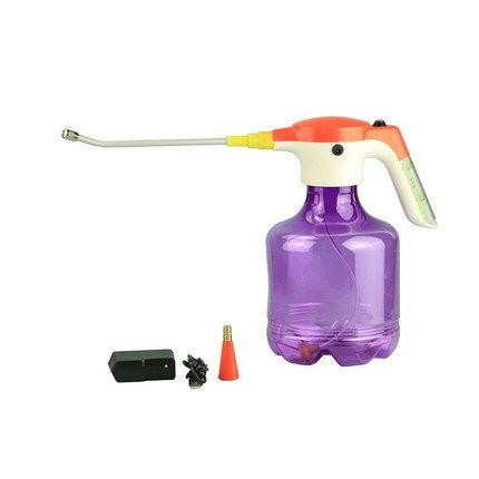 小型電動噴霧器家用電動澆花噴壺小型鋰電噴霧器充電高壓園藝噴水壺灑水壺大容量『DD1107』 2