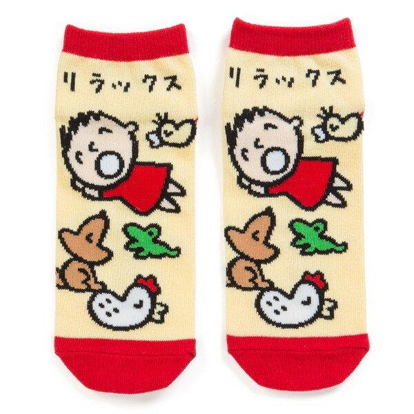 【真愛日本】18022300064 踝襪-TA與朋友歡樂 韓國製 三麗鷗 大寶 Tabo 短襪 襪子