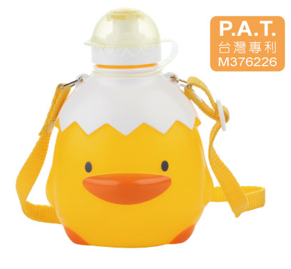 【嬰兒用品】造型運動水壺 550cc