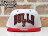 BEETLE PLUS 全新 MITCHELL&NESS NBA CHICAGO BULLS 芝加哥 公牛 冠軍 紅白 SNAPBACK MN-339 0