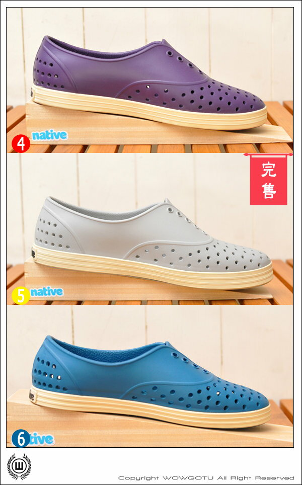 NATIVESHOES - JERICHO -GLM04(4-6)
