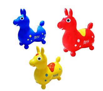 【義大利Rody】跳跳馬(藍色/紅色/黃色)*特價