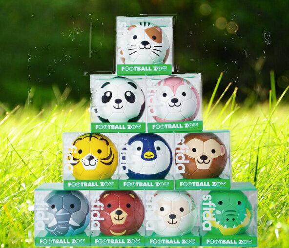 日本【SFIDA】動物造型足球兒童玩具