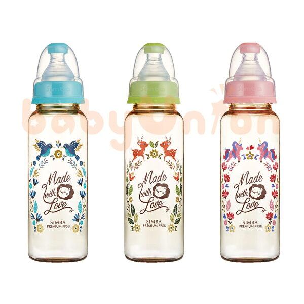Simba小獅王辛巴-桃樂絲-PPSU標準大奶瓶240ml