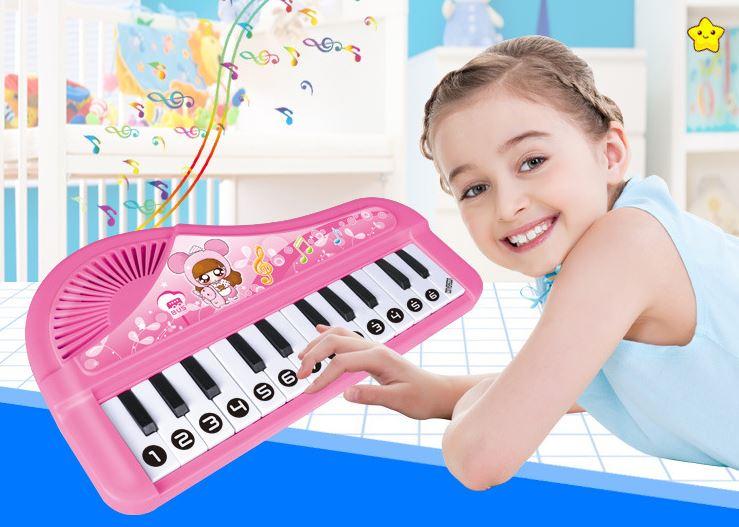 【省錢博士】兒童玩具電子琴