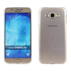 Ultimate-Samsung A8 清新全透軟質手機外殼防摔果凍後背蓋 保護套 軟殼 保護殼 手機殼 清水套