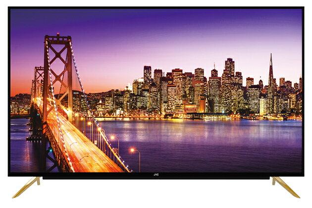 頂級4K 家庭娛樂 智慧 電視盒+JVC 65吋/型 4K聯網 電視/液晶顯示器 65Z 勝EM-65ZT30D